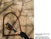 caia,portfoliio,Shadow-&-Shadow-drawing-with-light,패션유학,유학미술,미술유학,포트폴리오,카이아